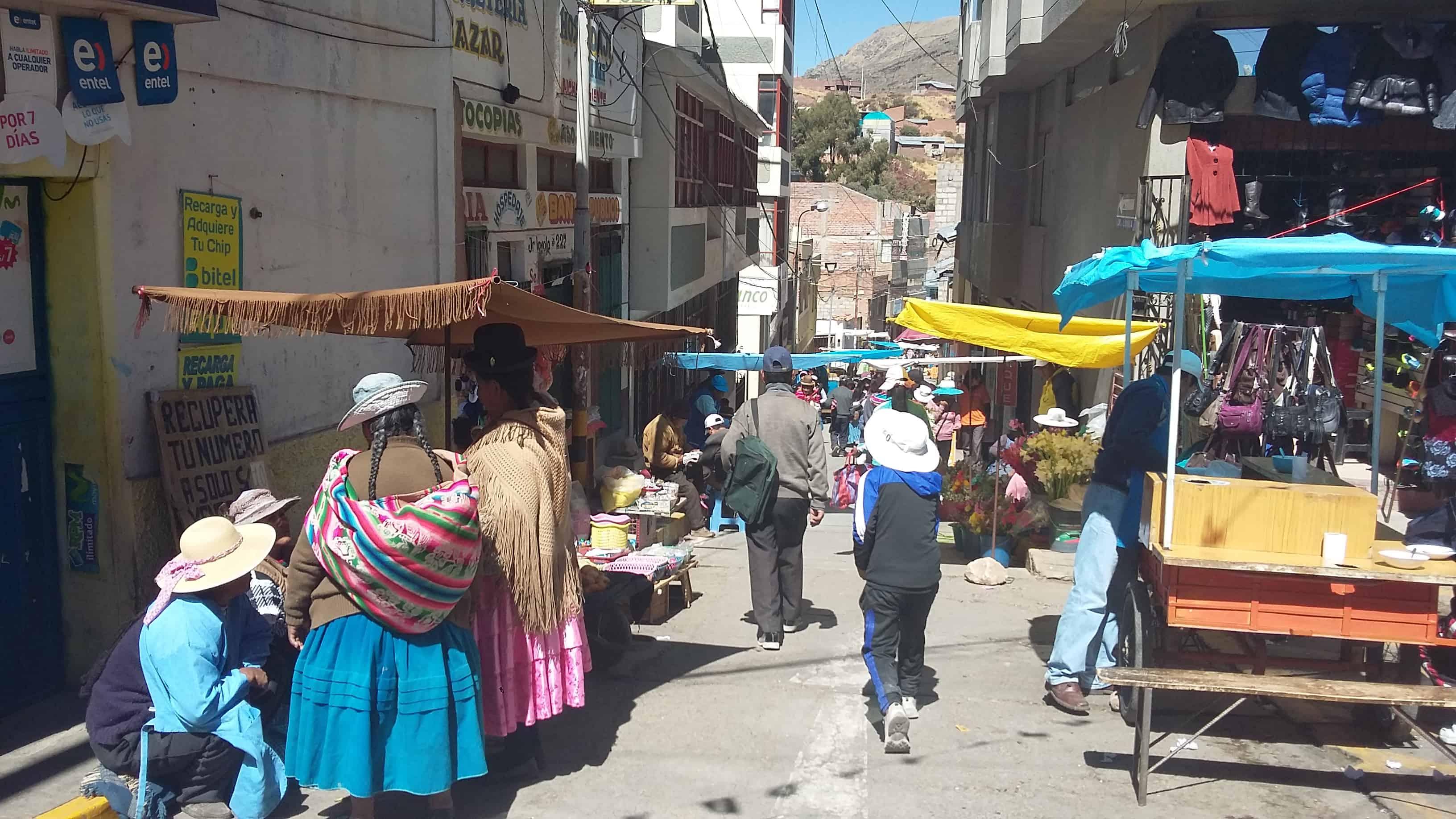 Verena Stierschneider, Peru
