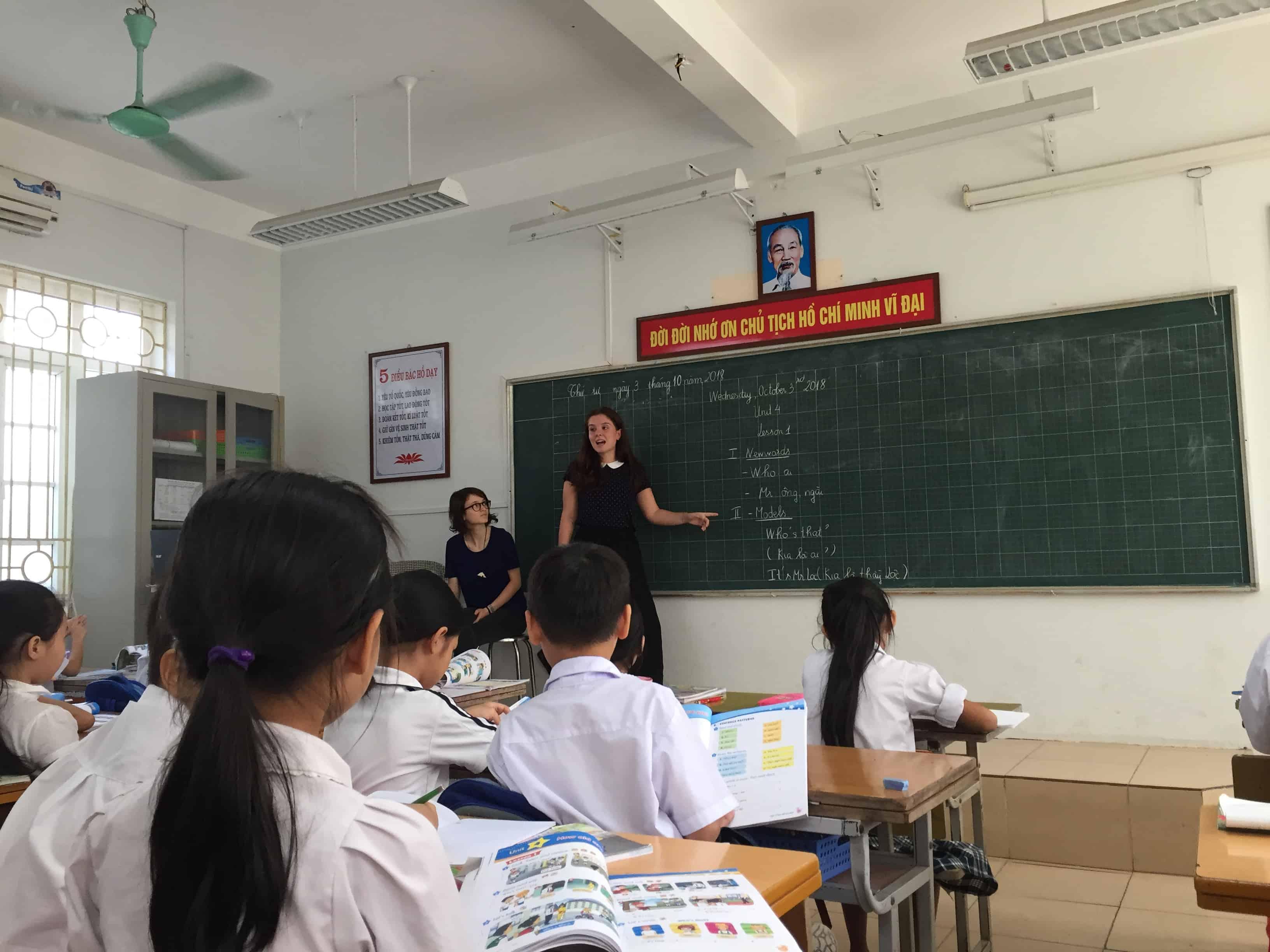 Barbara Eglitis, Vietnam