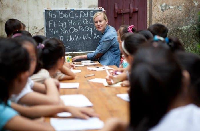 Bildung, China