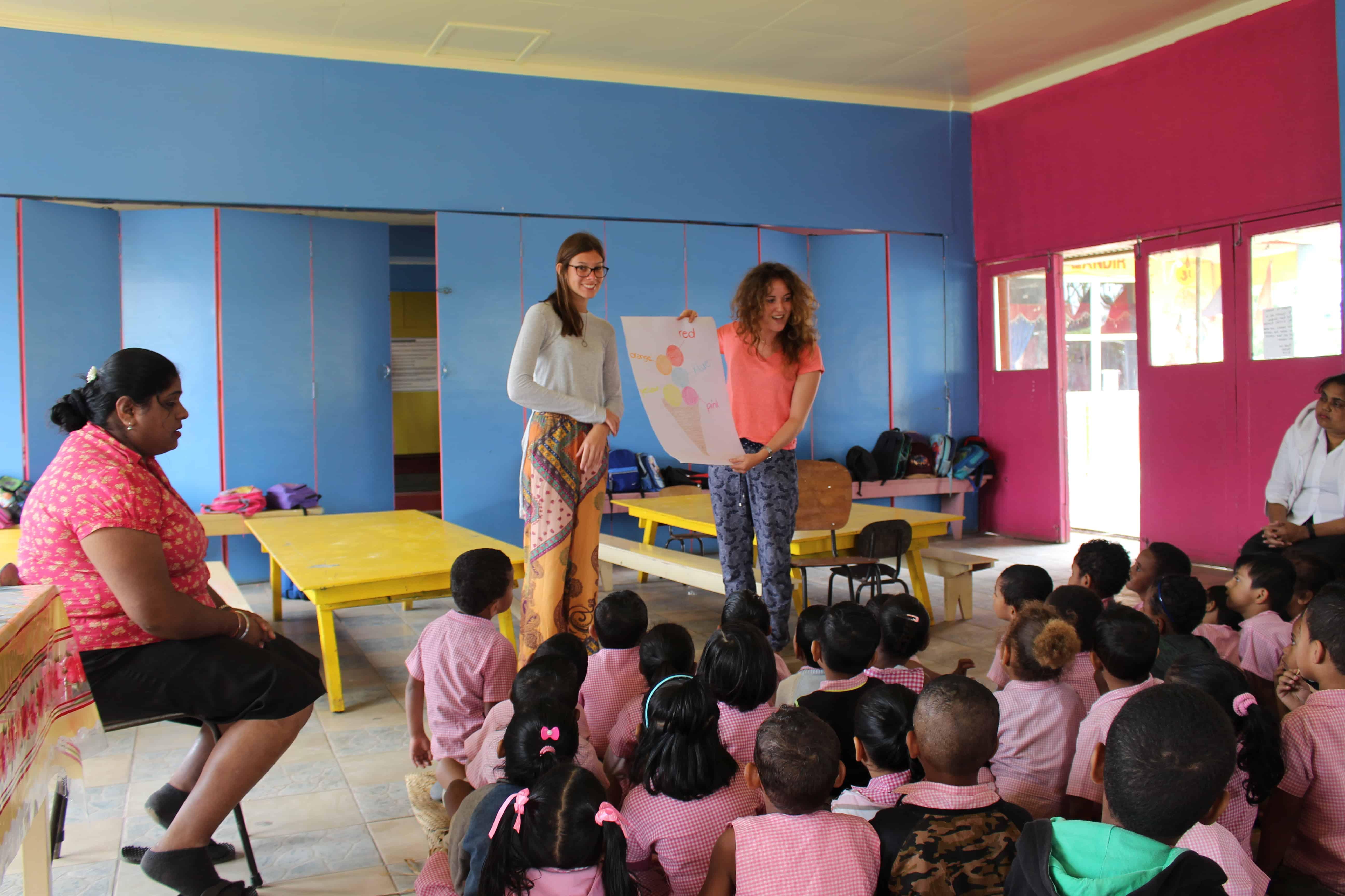 Bildung, Fidschi