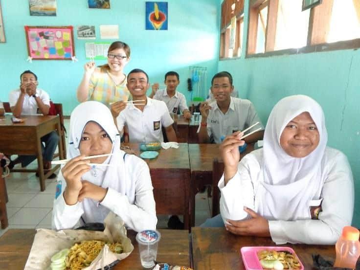 Bildung, Indonesien