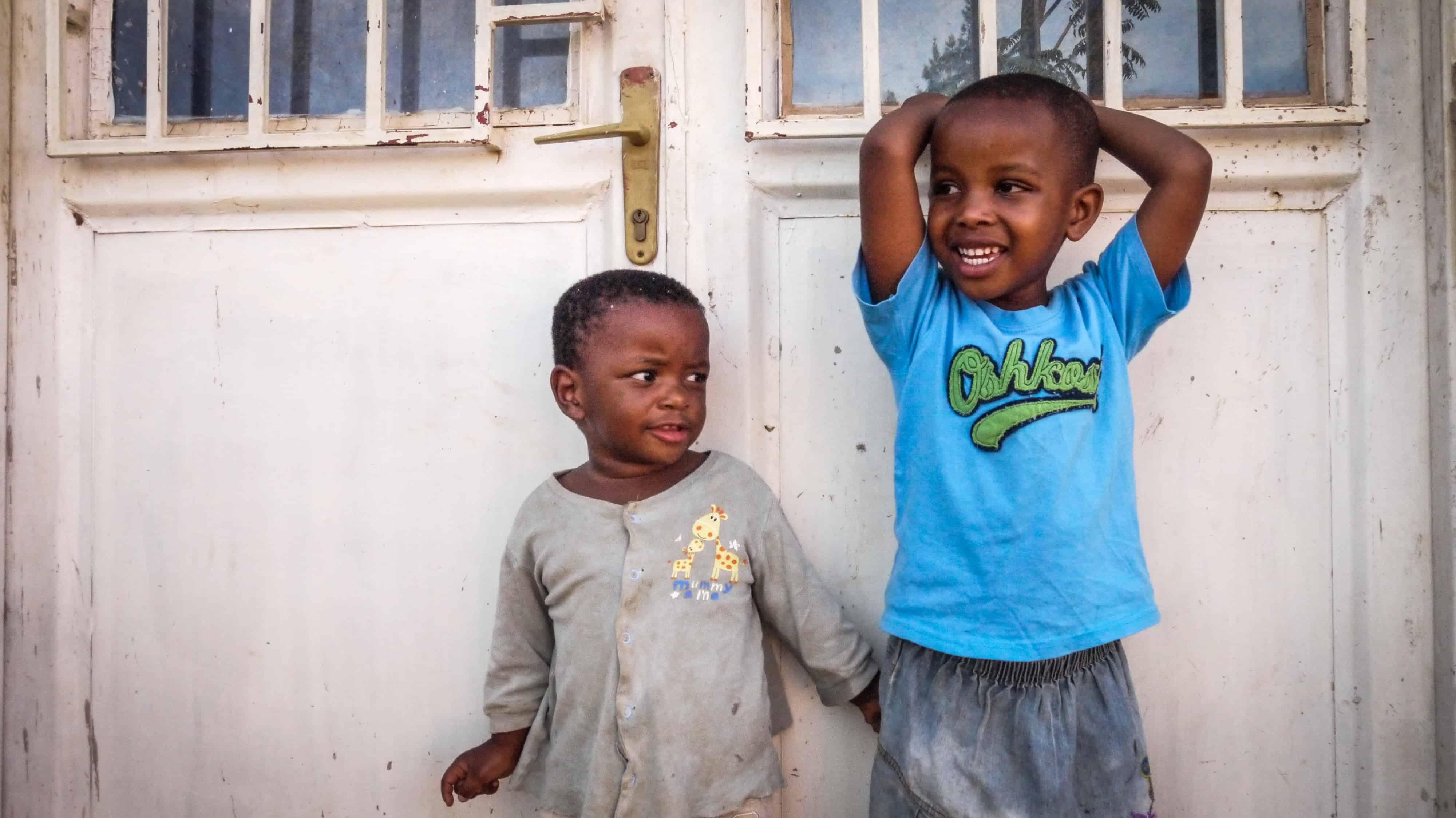 Bildung/Kinder Ruanda