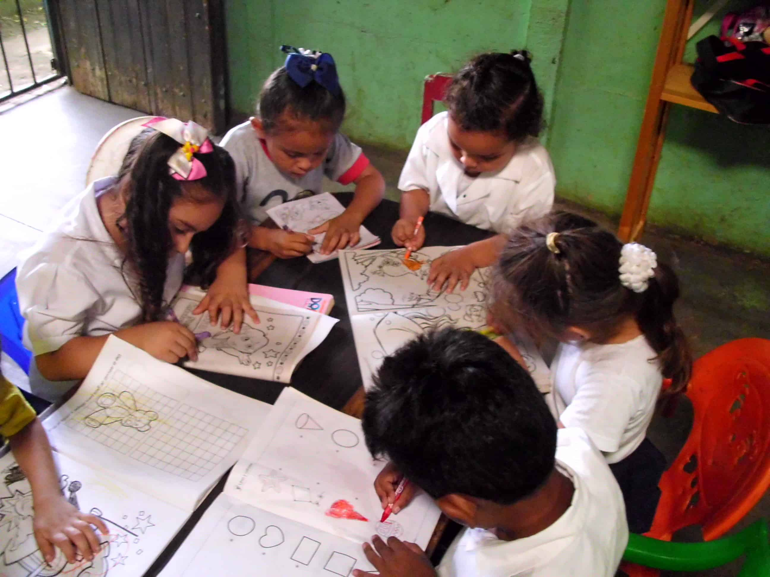 Bildung, Nicaragua