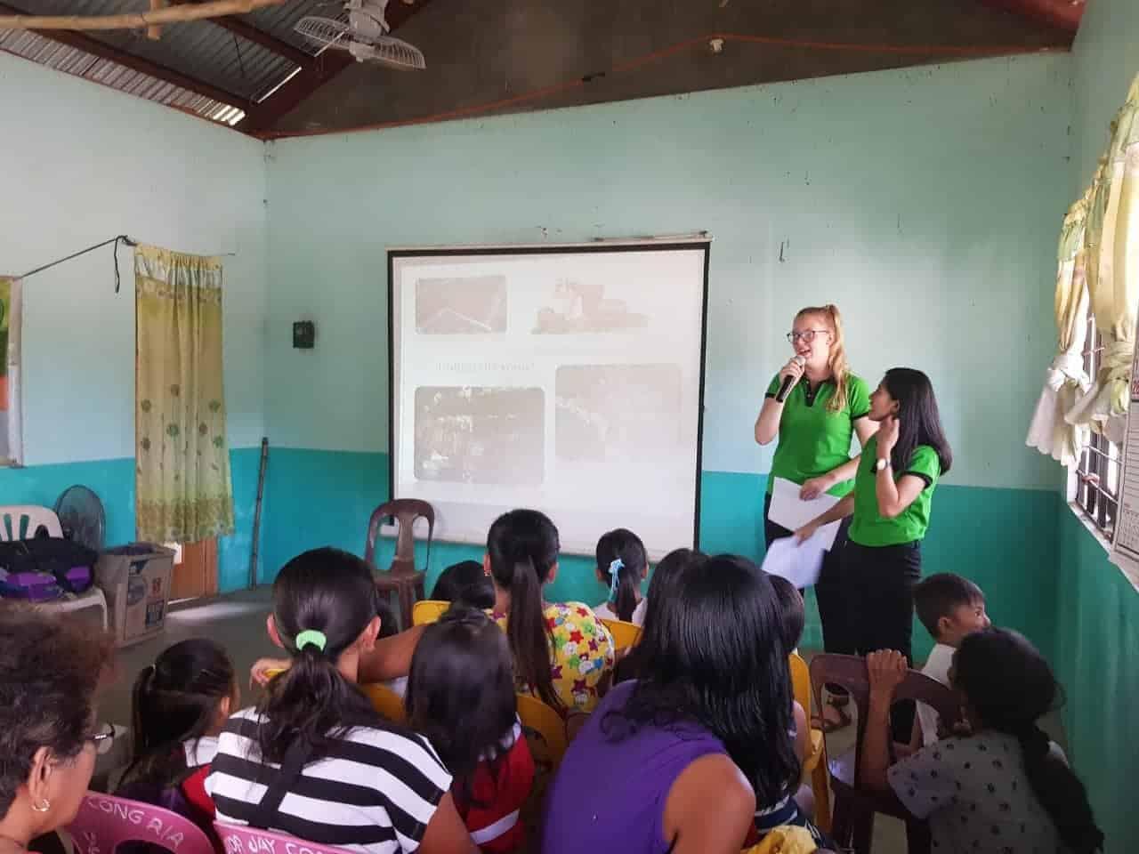 Bildung, Philippinen