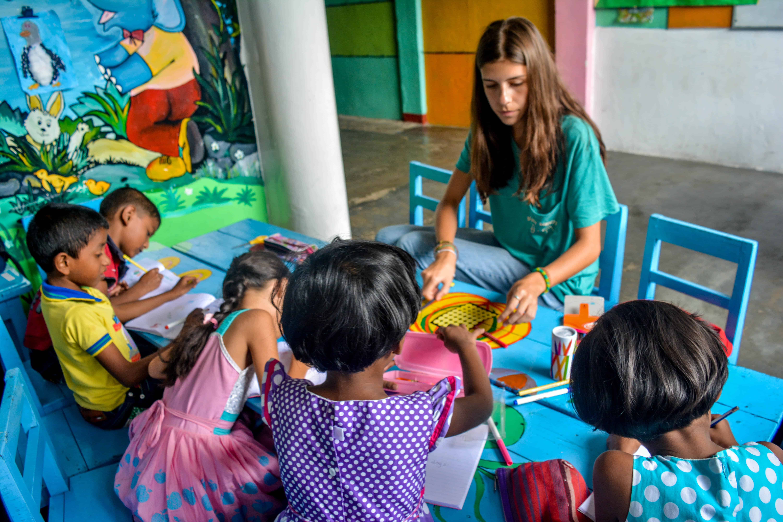 Bildung, Sri Lanka
