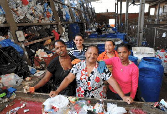 Community, Brasilien