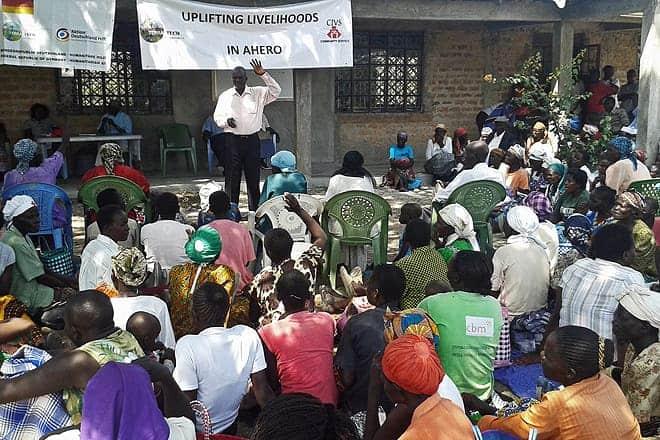 Community, Kenia