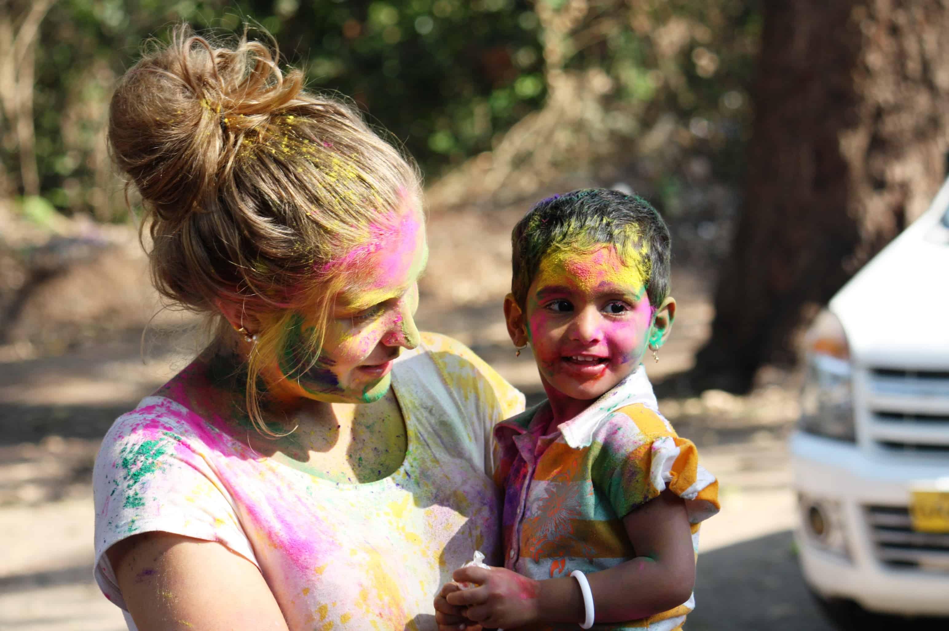 Community Programm, Indien