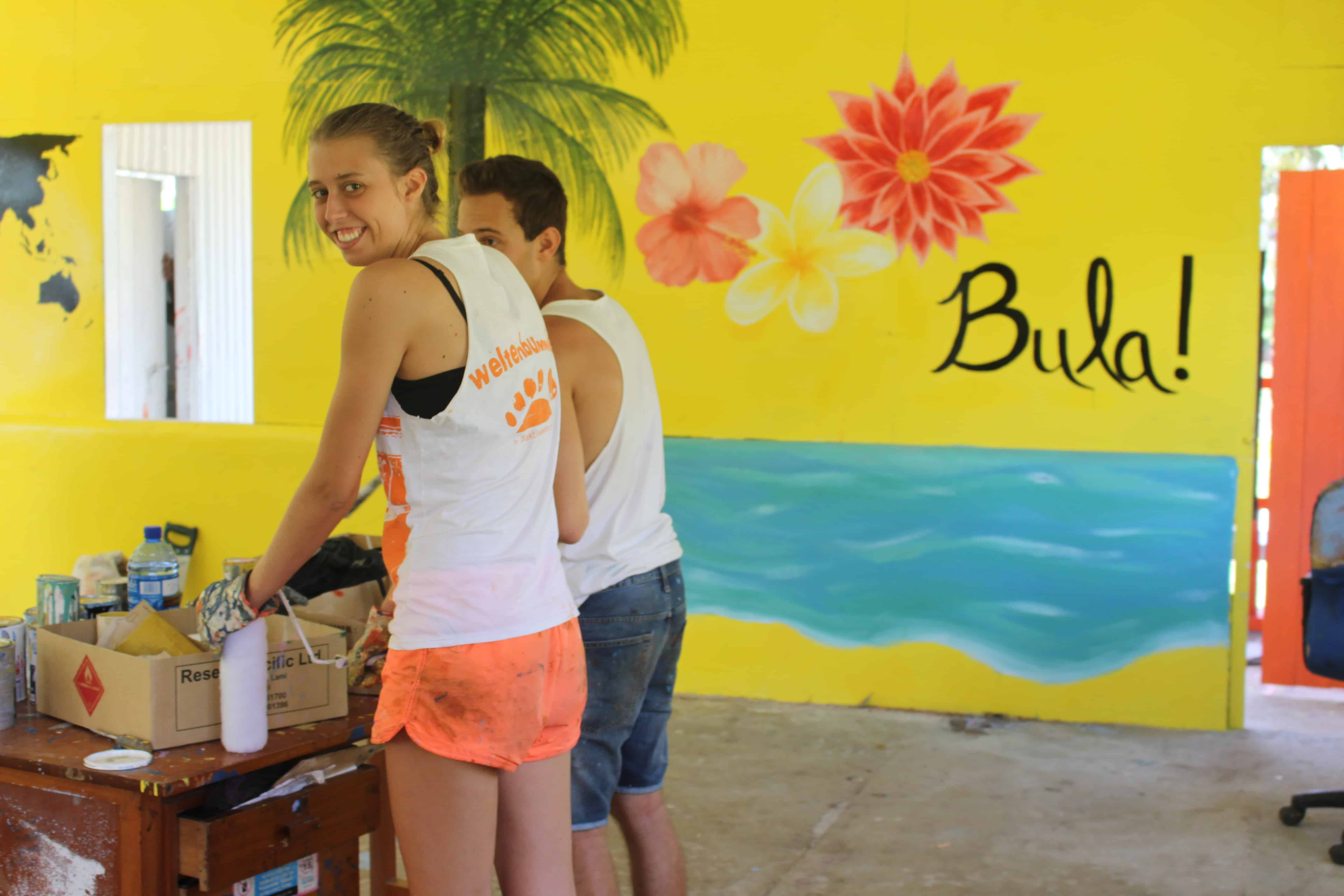 Bauen und Renovieren, Fidschi