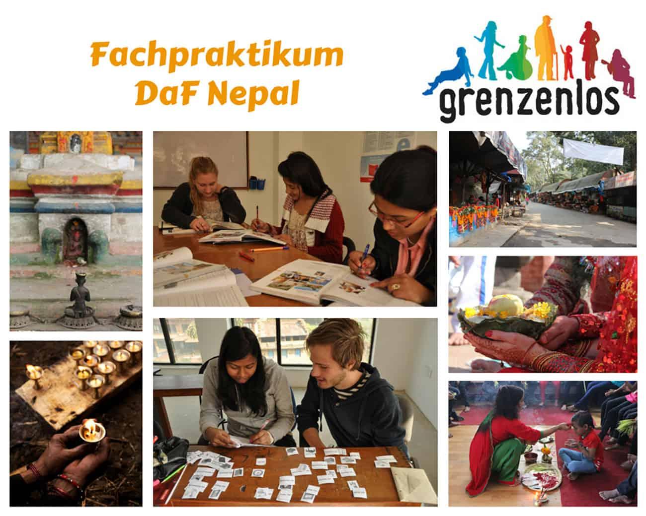 DAF Praktikum, Nepal