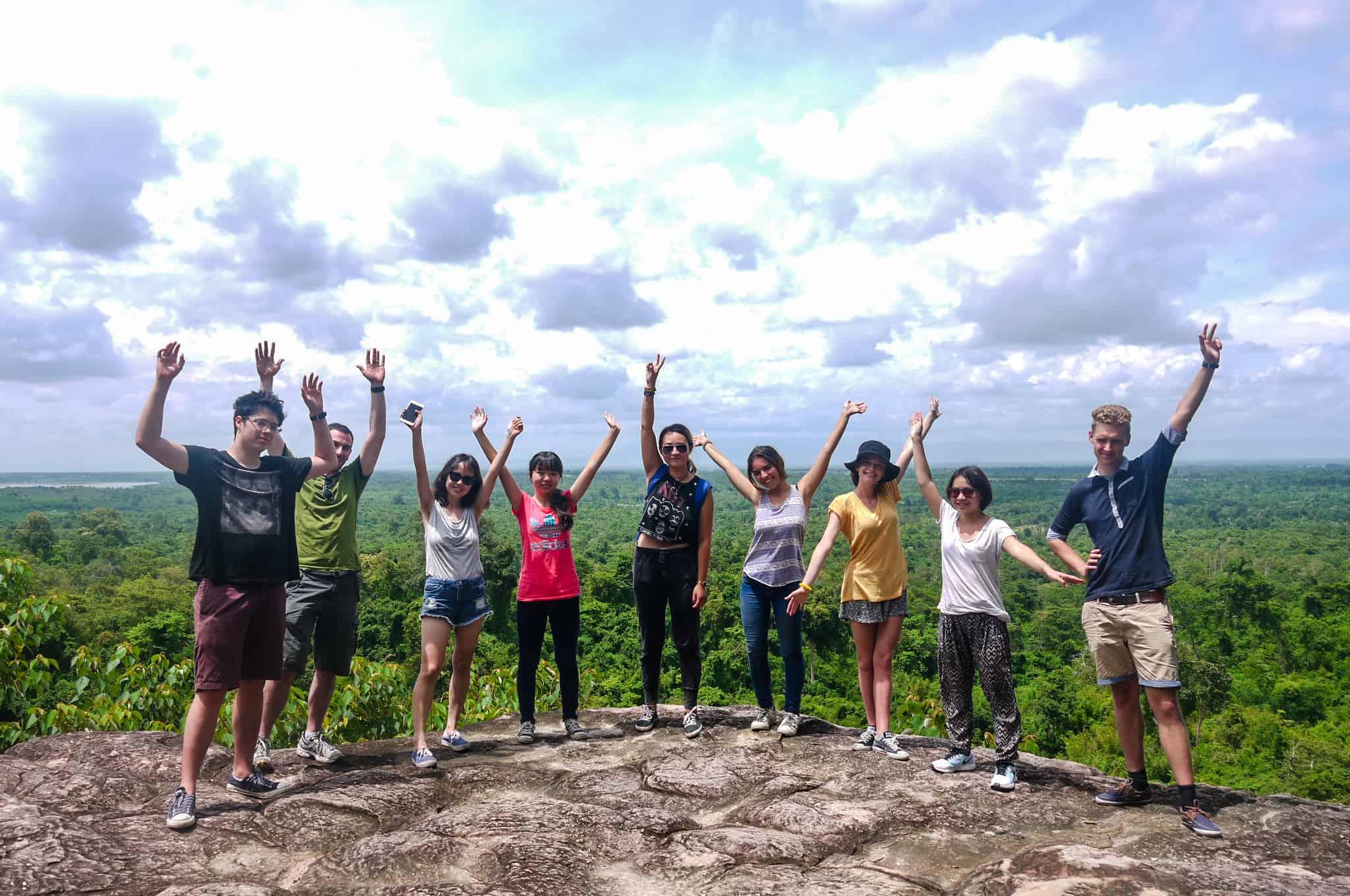 Discover, Laos