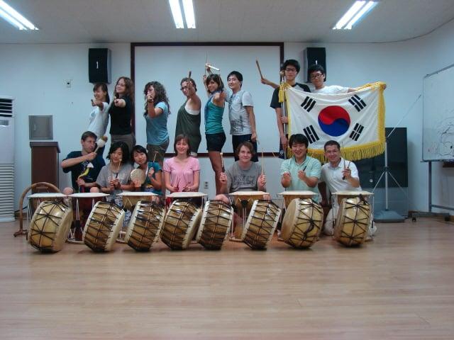 Discover, Südkorea
