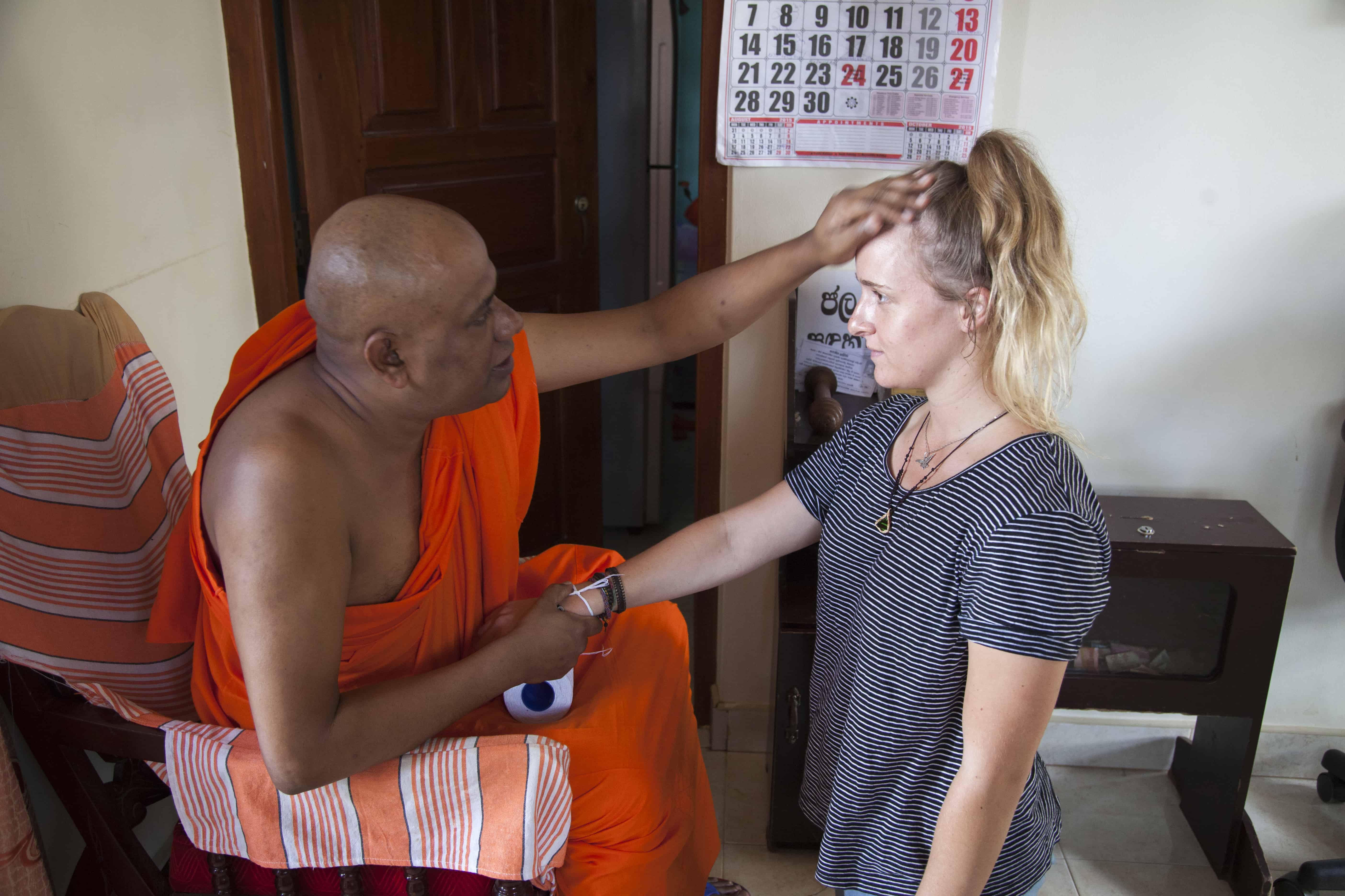 Discover, Sri Lanka