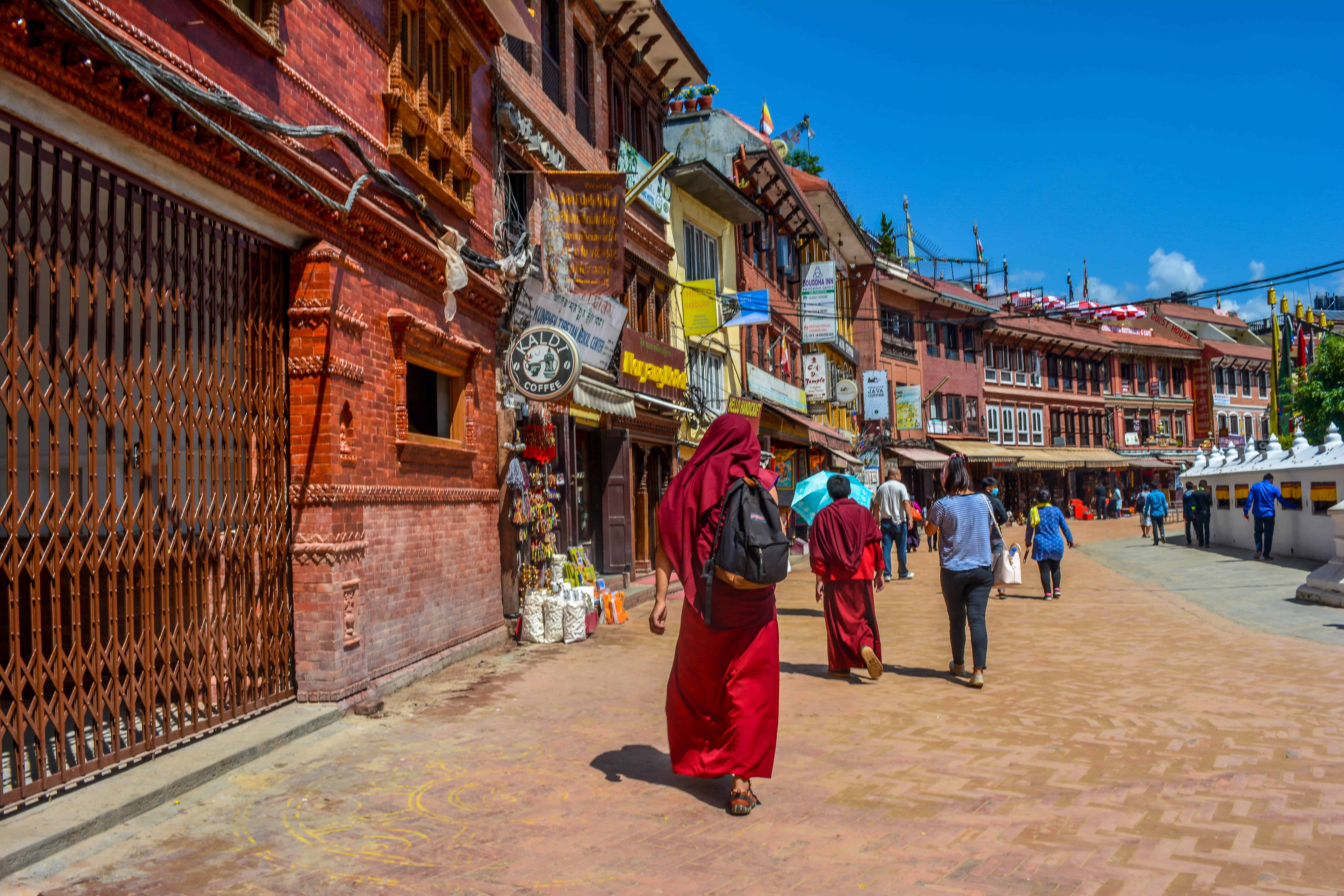 Discover, Nepal