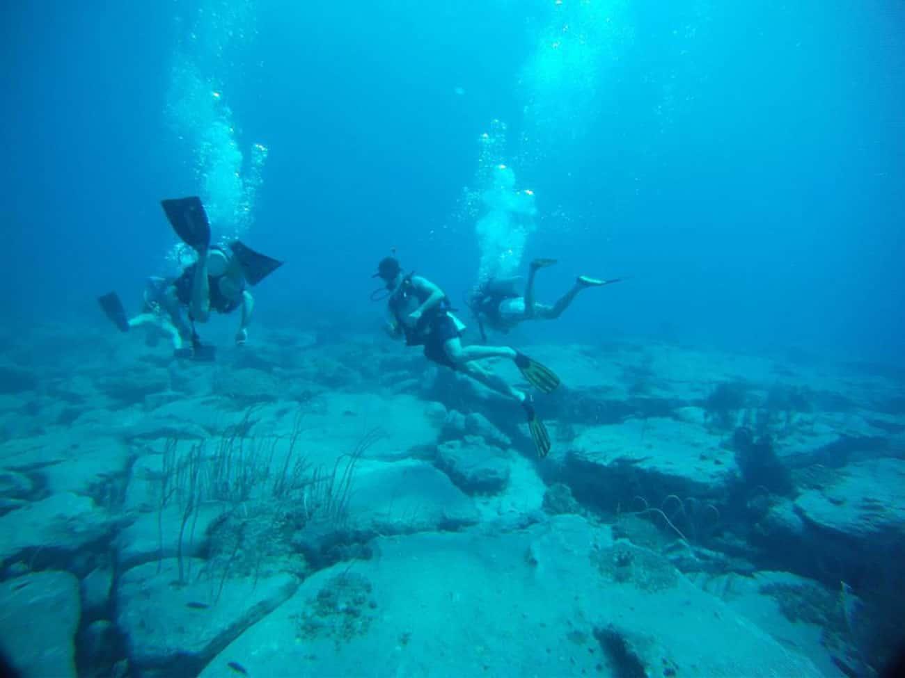 Diving, Kambodscha