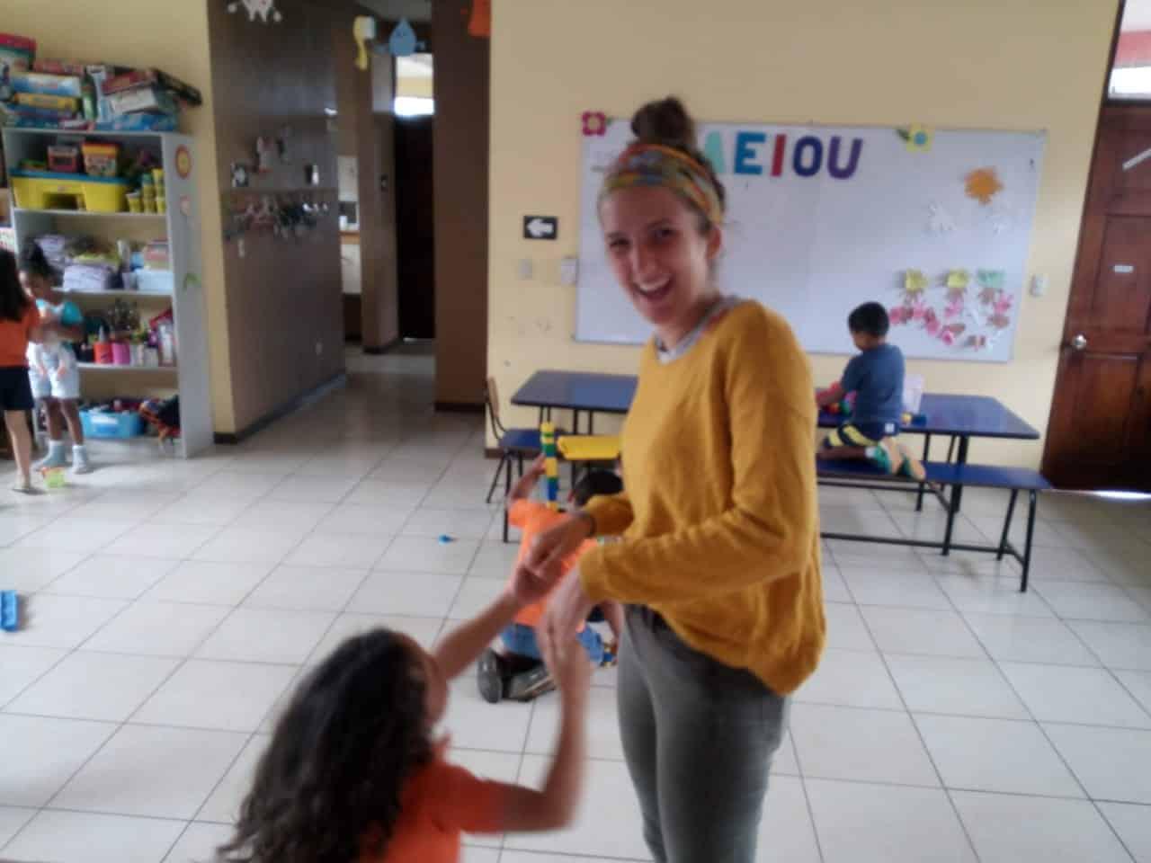 Emma Peter, Costa Rica