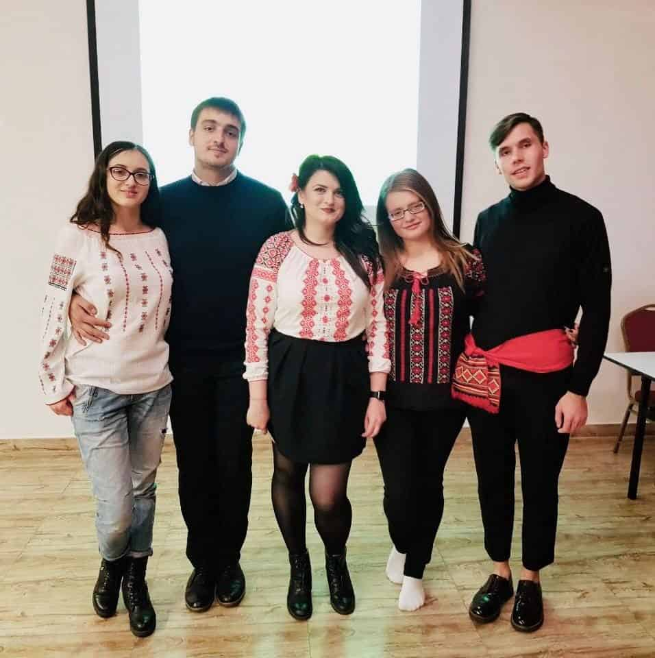 Experience, Moldawien