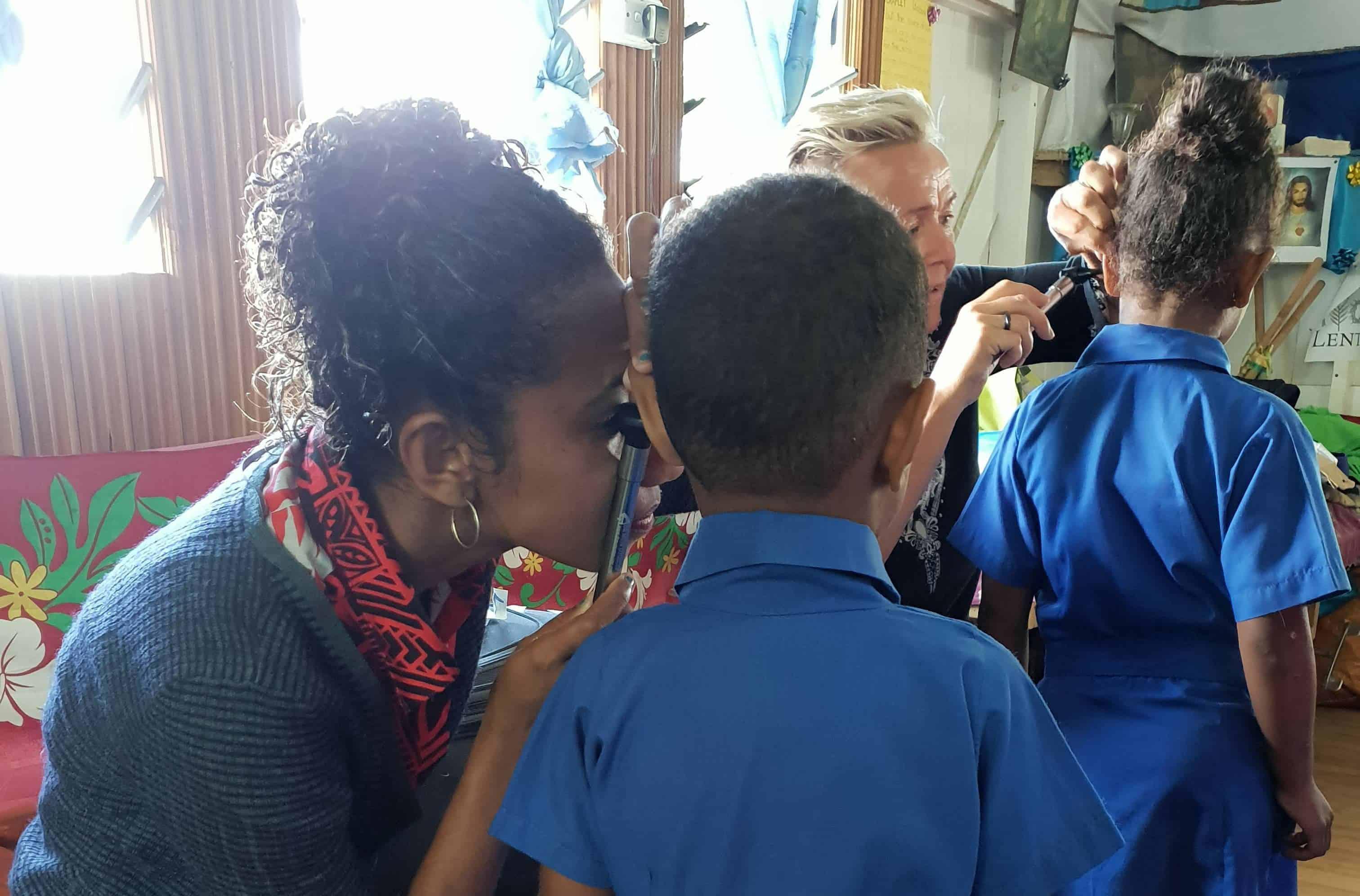 Gesundheit, Fidschi