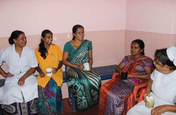 Gesundheit, Sri Lanka