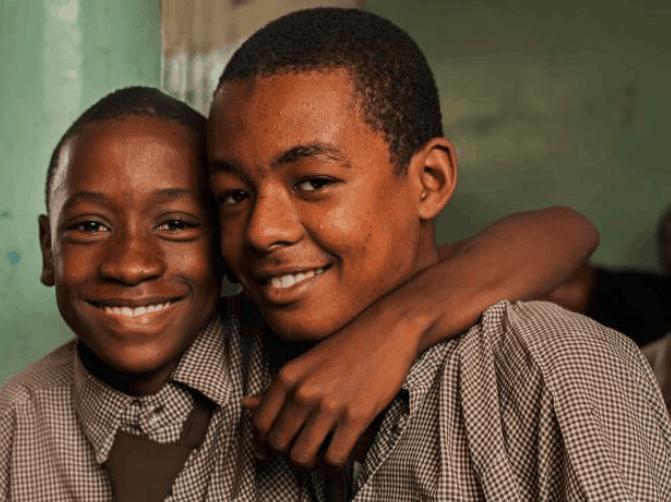 Grace Primary School, Tansania