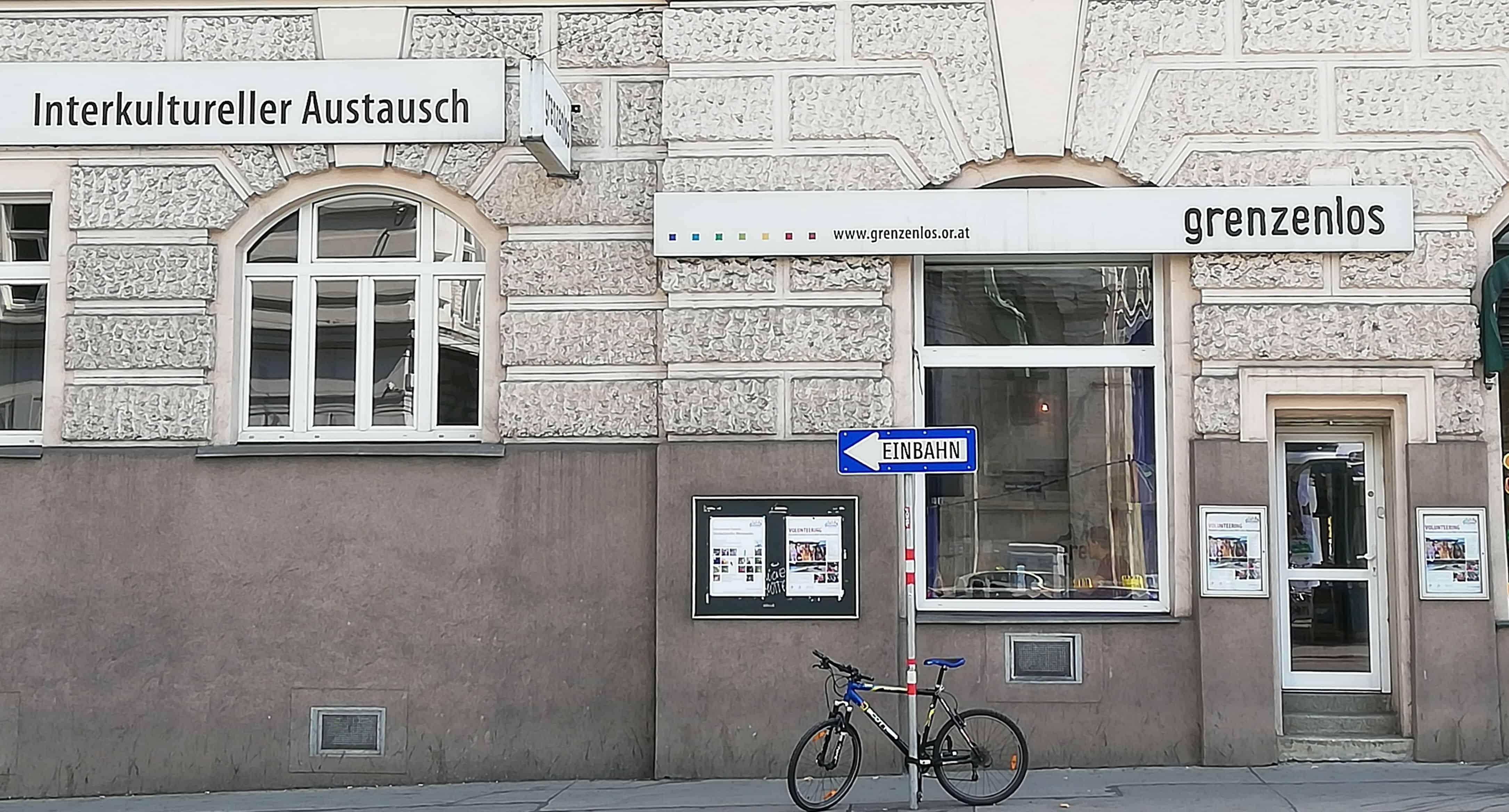 Grenzenlos Büro Wien