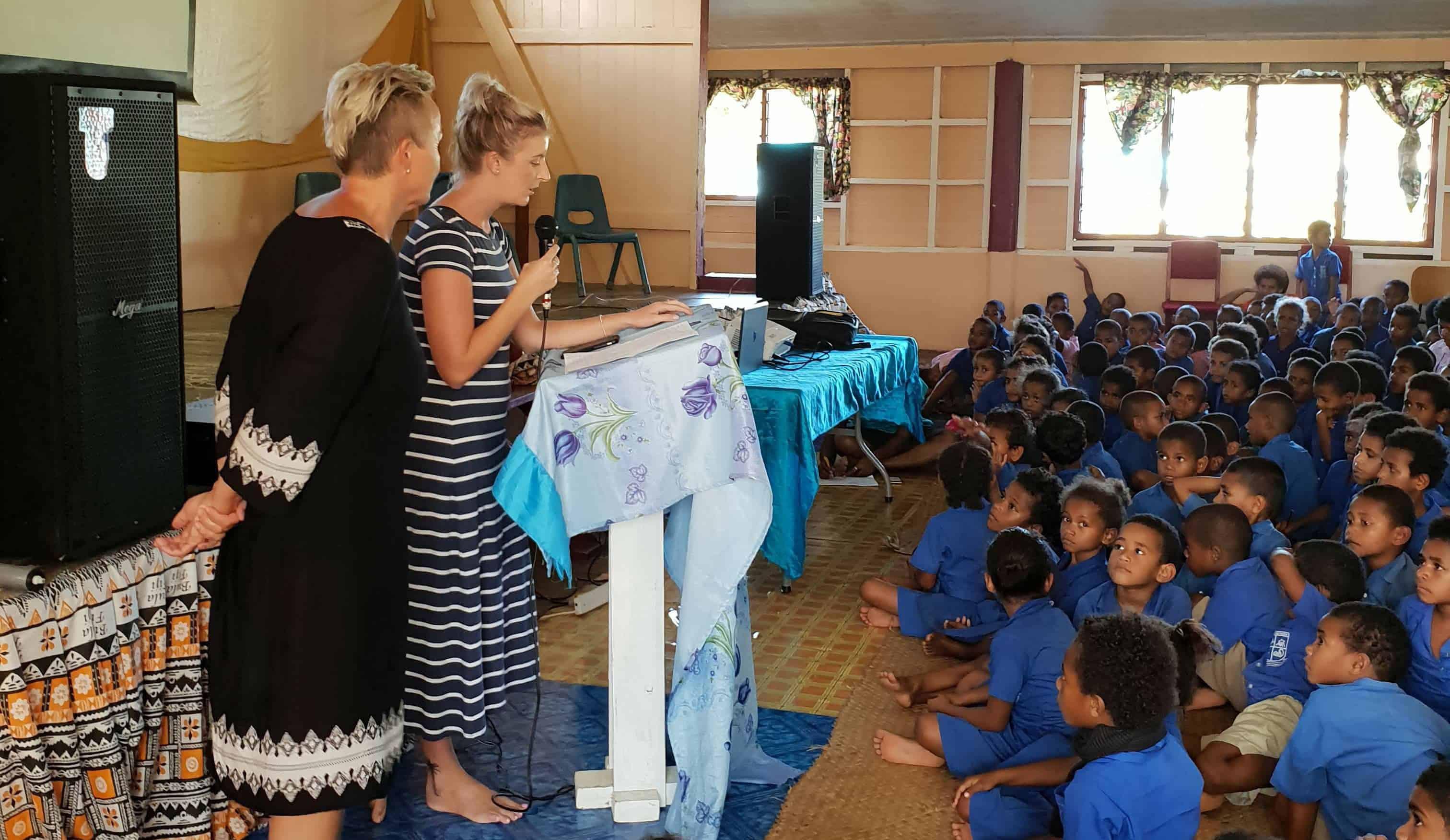 Health Care Project, Fidschi