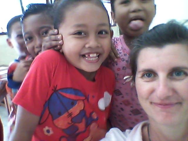 Heidelinde Thanner, Bali, Kinder