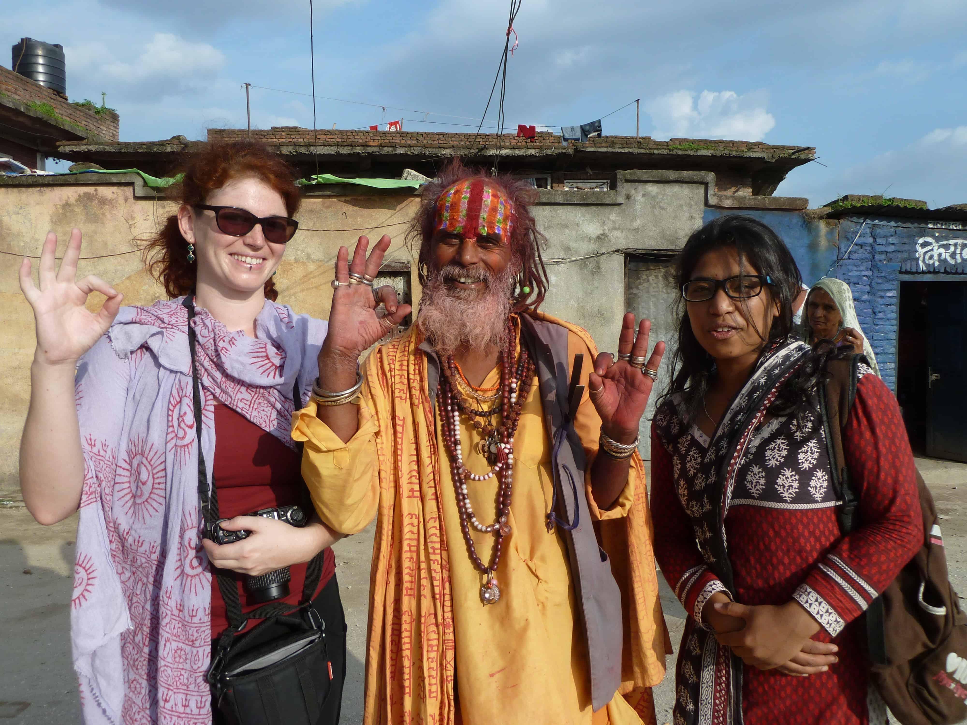 Judith Salner, Nepal, Gruppe