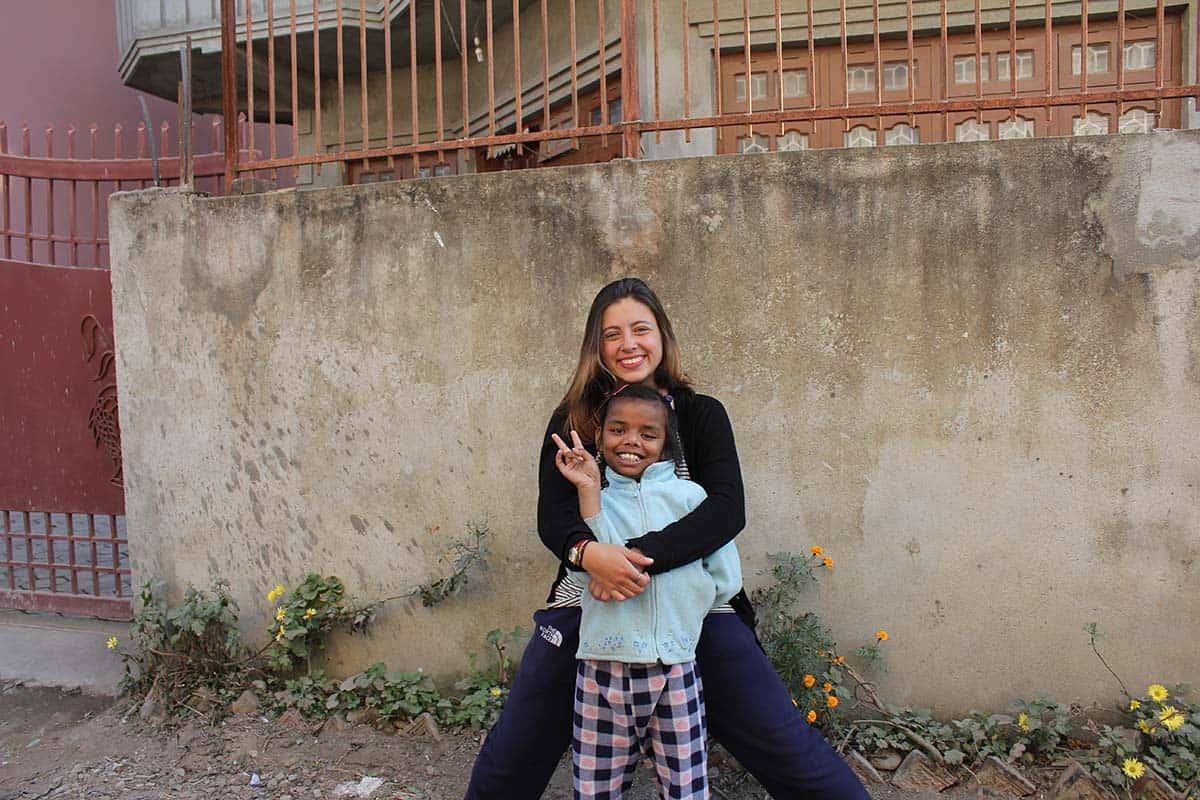 Katharina Frauenberger, Nepal