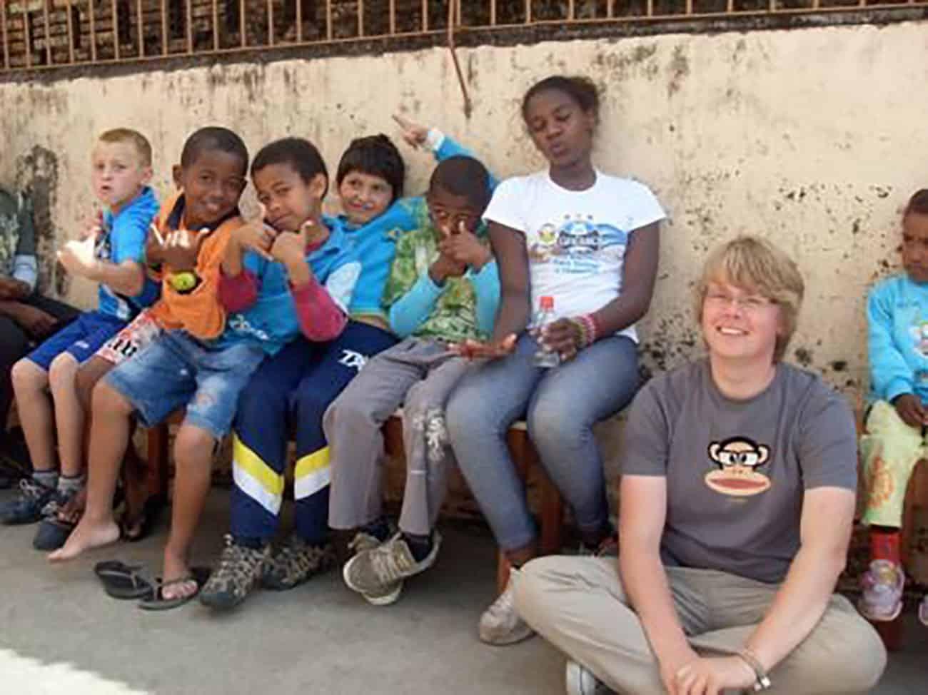 Kinder und Jugendliche, Brasilien