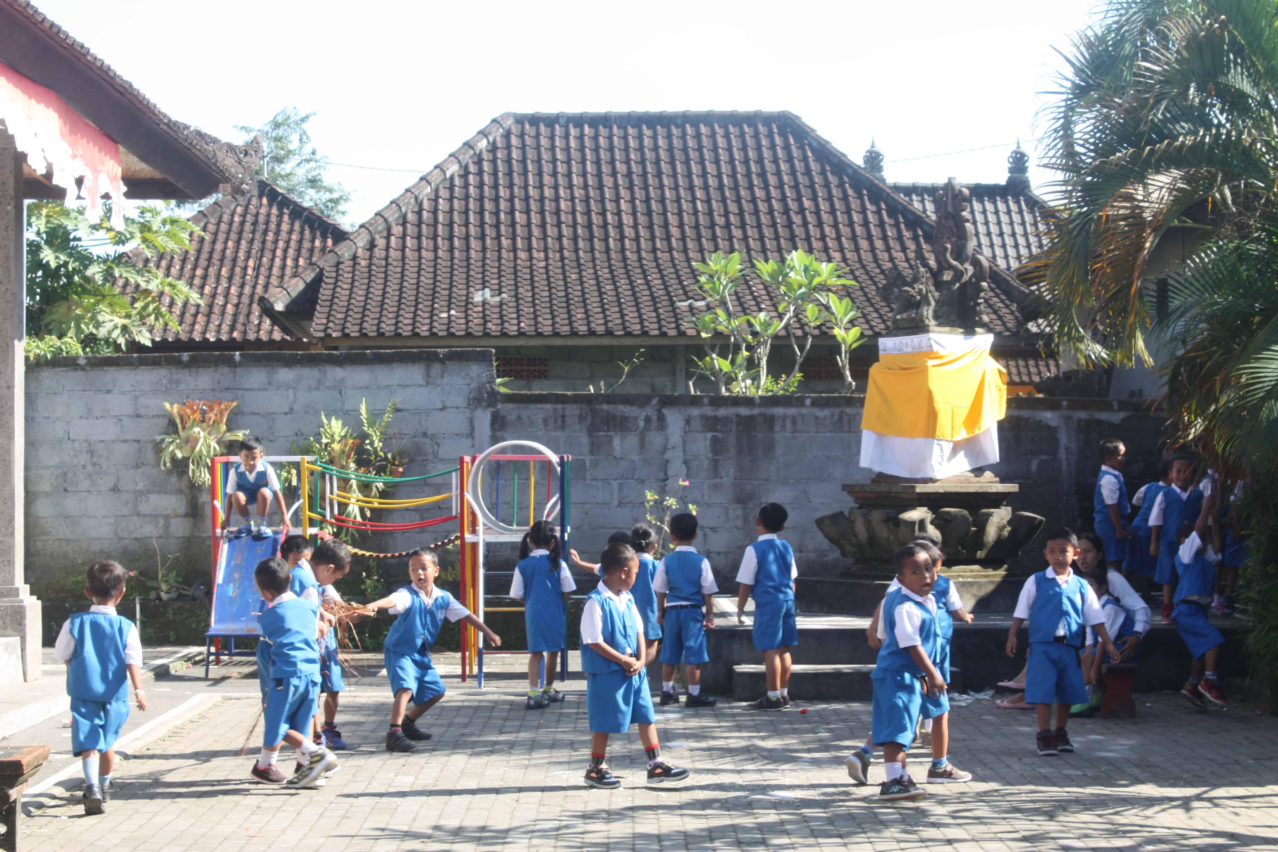 Kindergarten, Bali