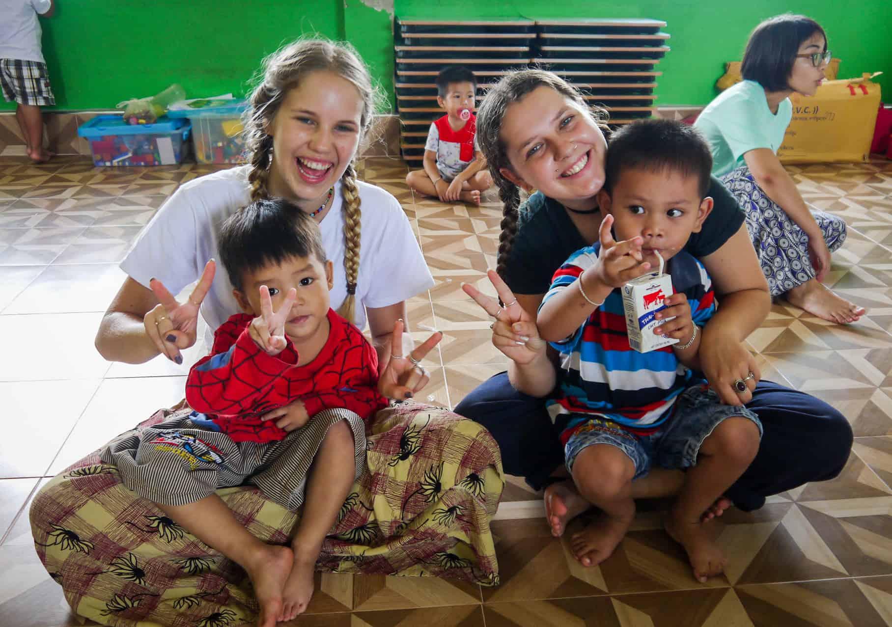 Kindergarten, Laos