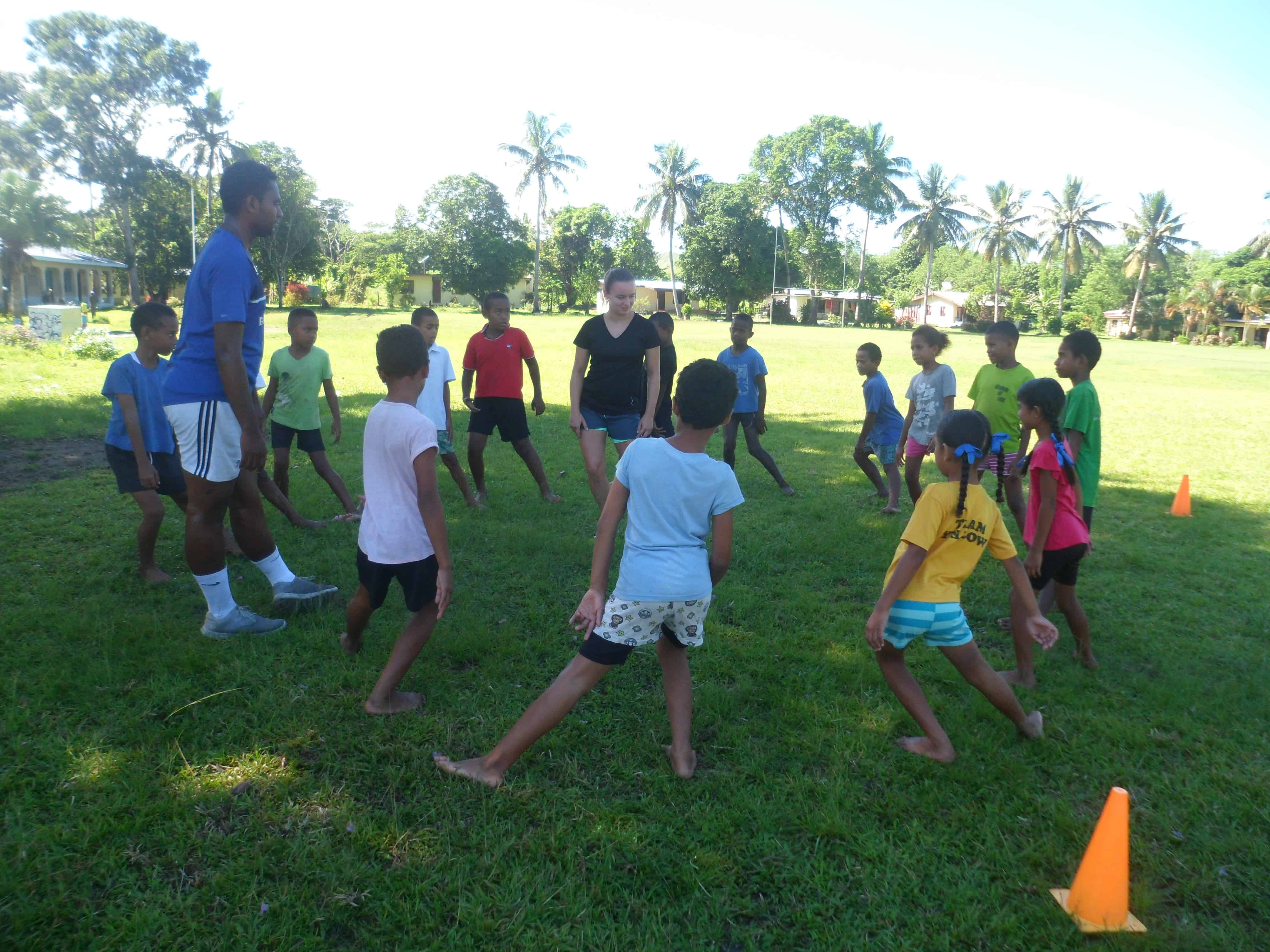 Kinderprojekt, Fidschi