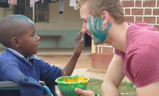 Kinderprojekt, Kenia