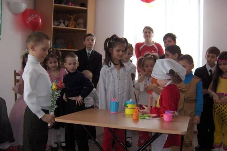 Kinderprojekt, Moldawien