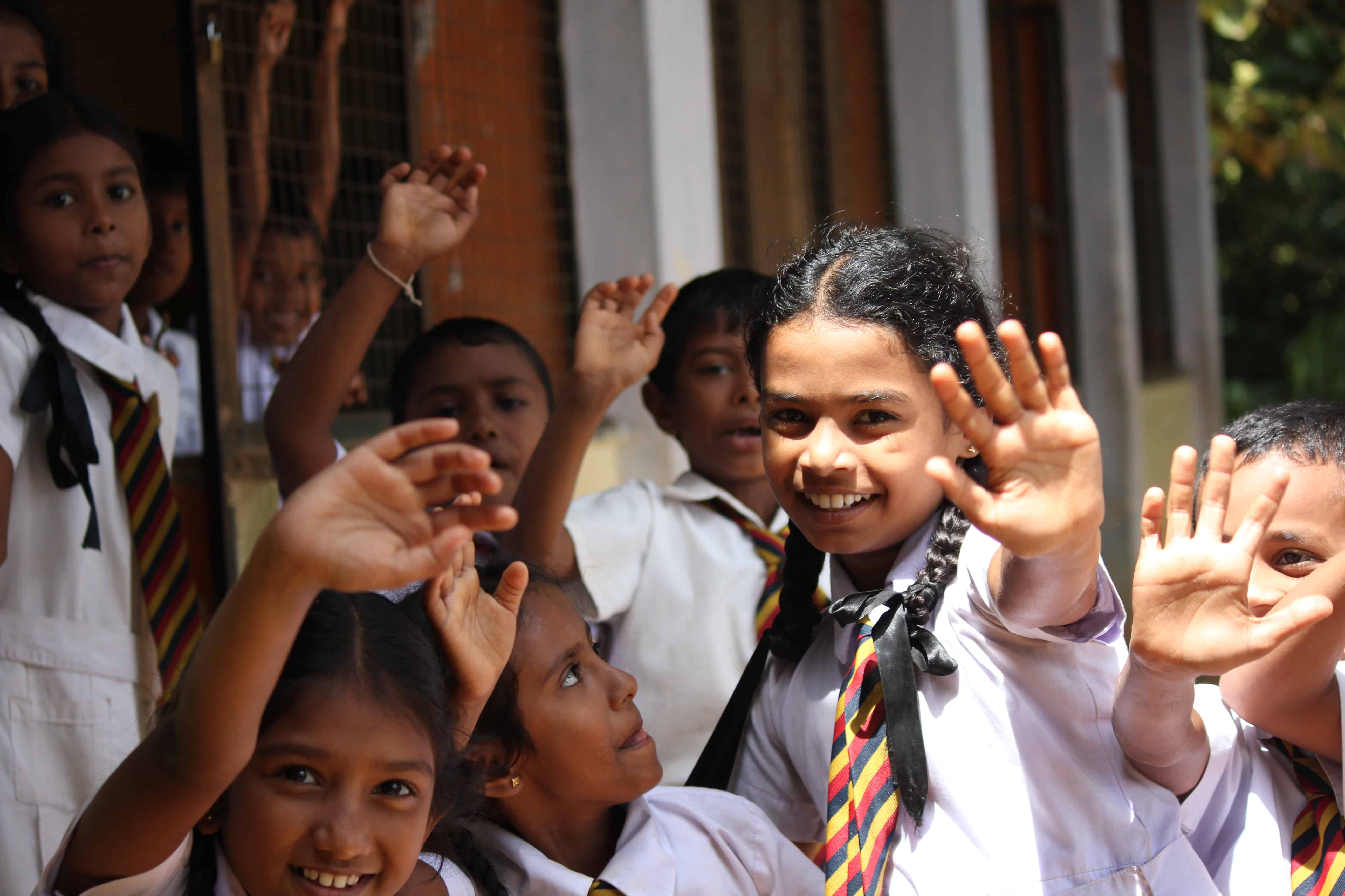 Kinderprojekt, Sri Lanka