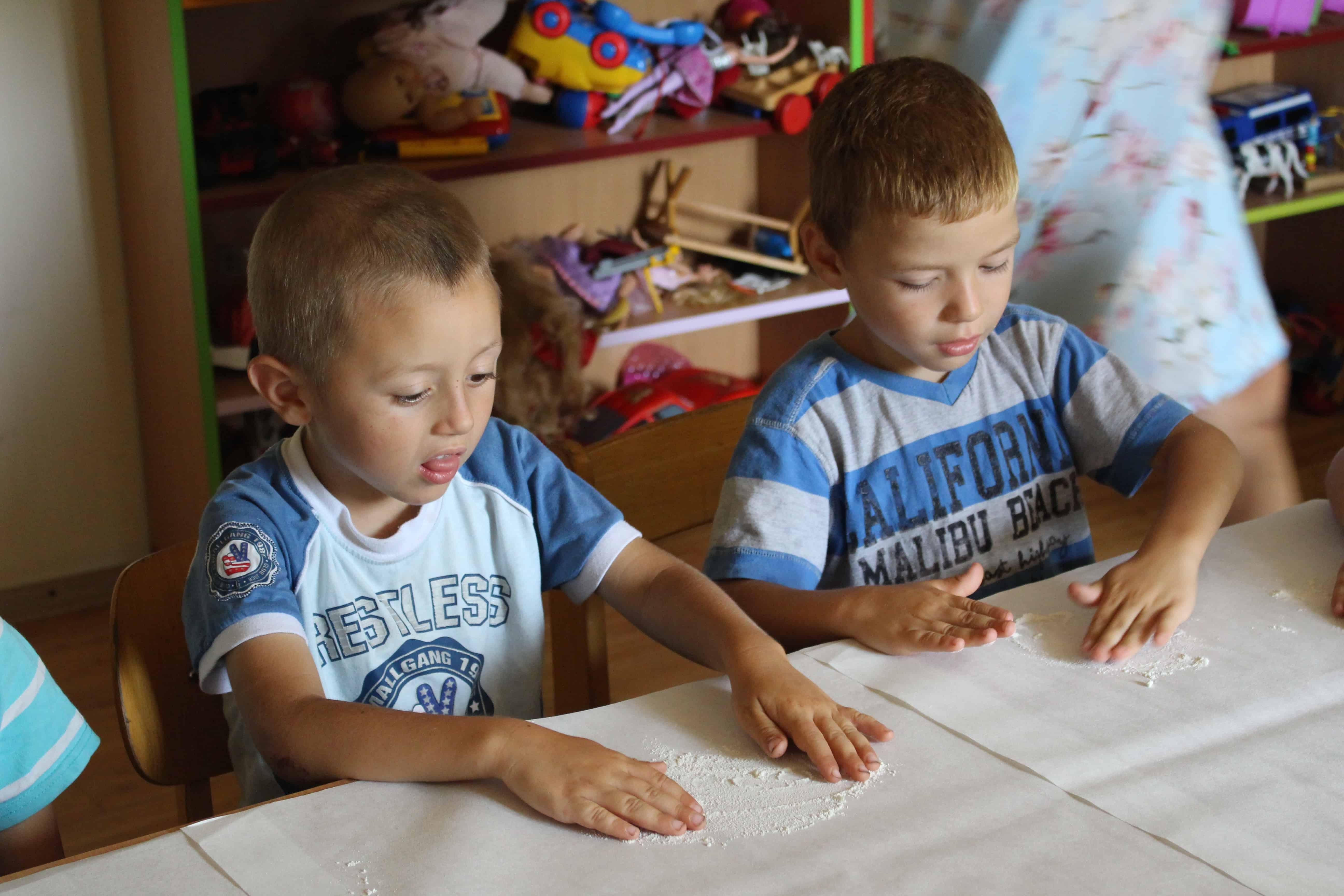 Mariliese Kudlich, Rumänien, Kinder
