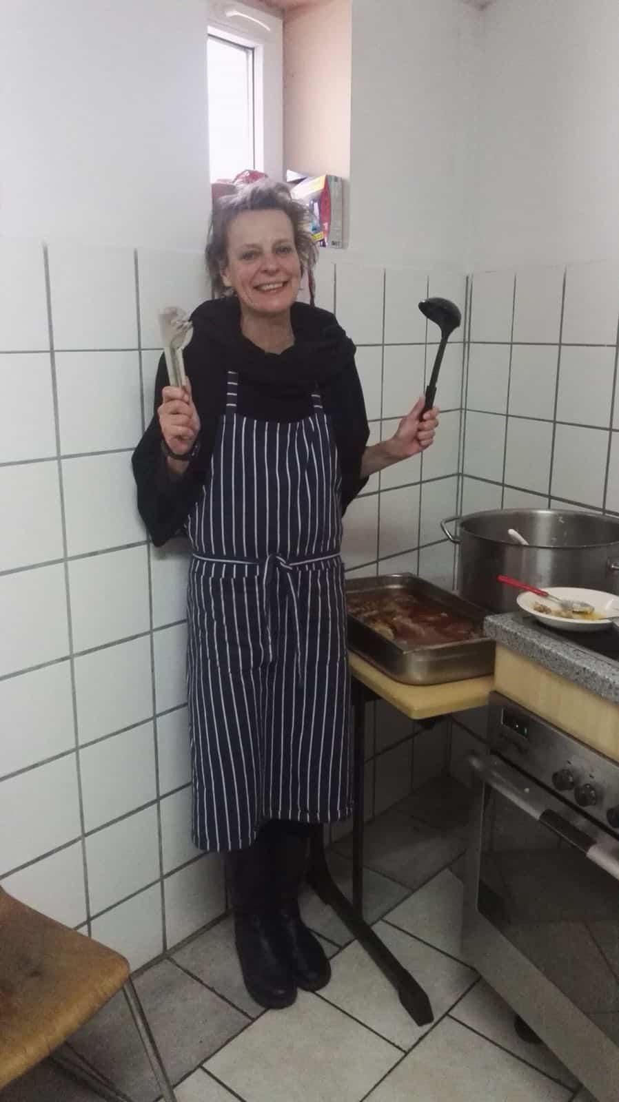 Mariliese Kudlich, Rumänien, Kochen