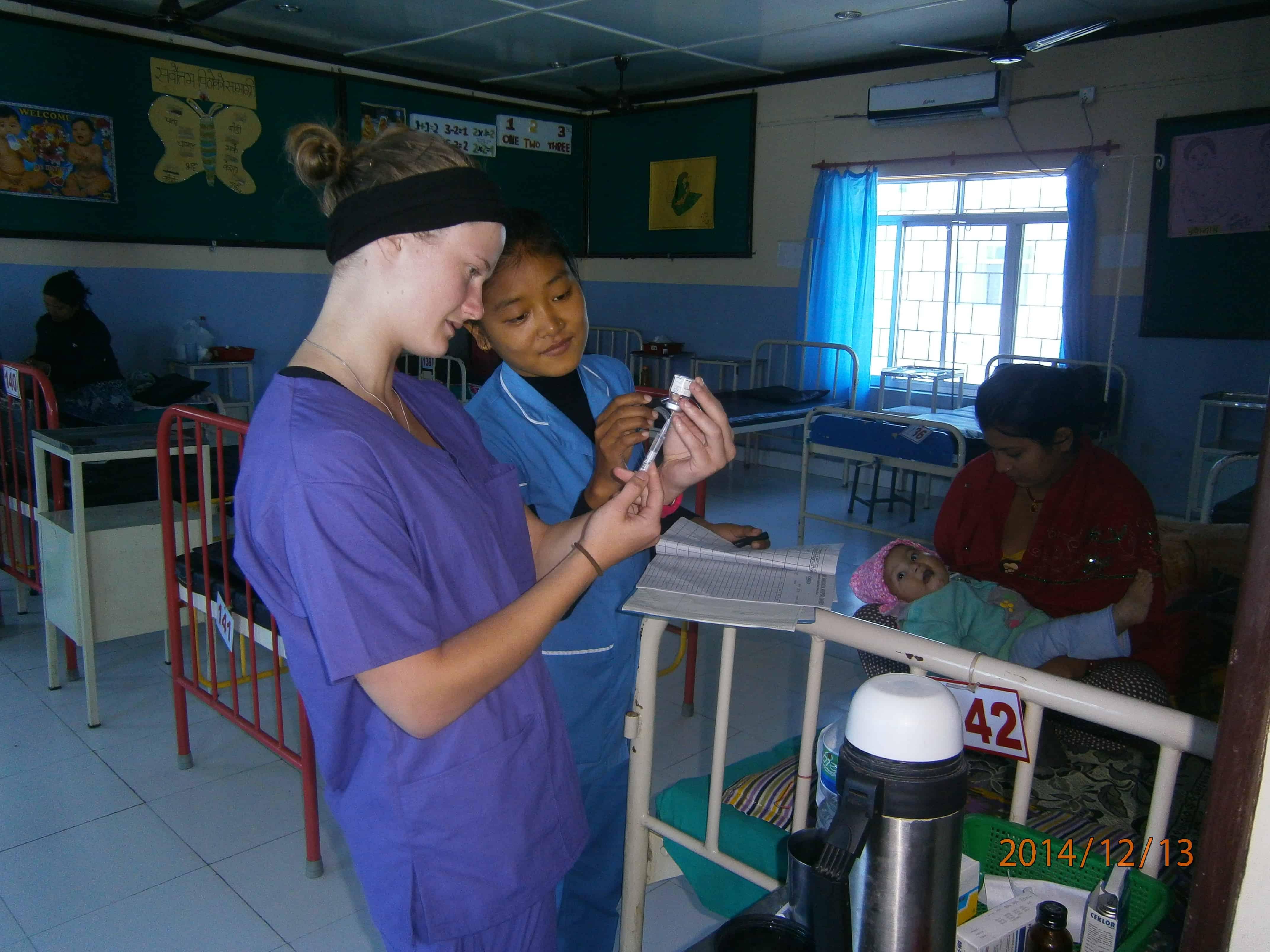 Medical Internship, Nepal
