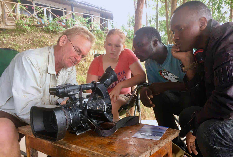 Multimedia Praktikum, Uganda
