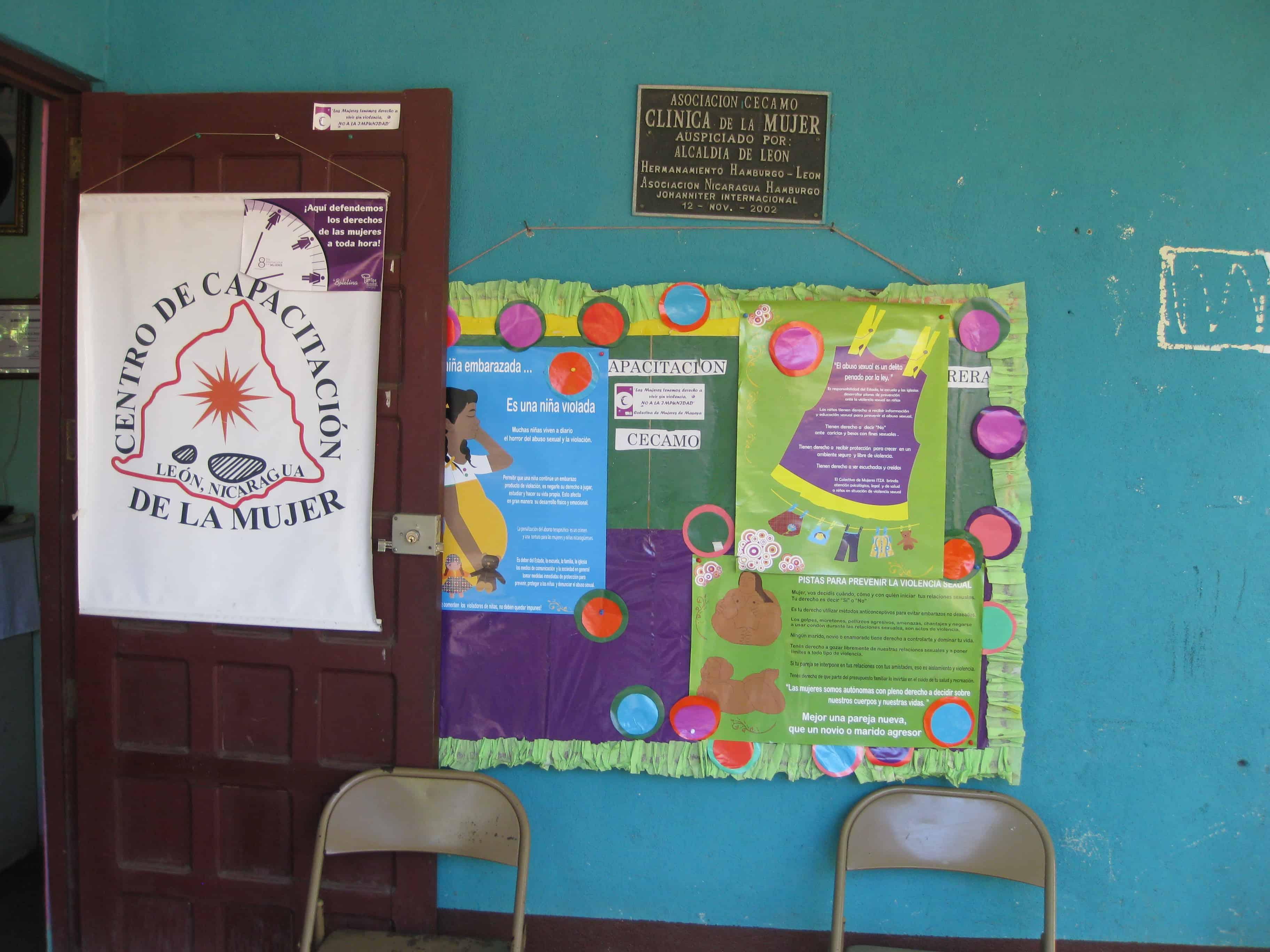 Soziales, Nicaragua