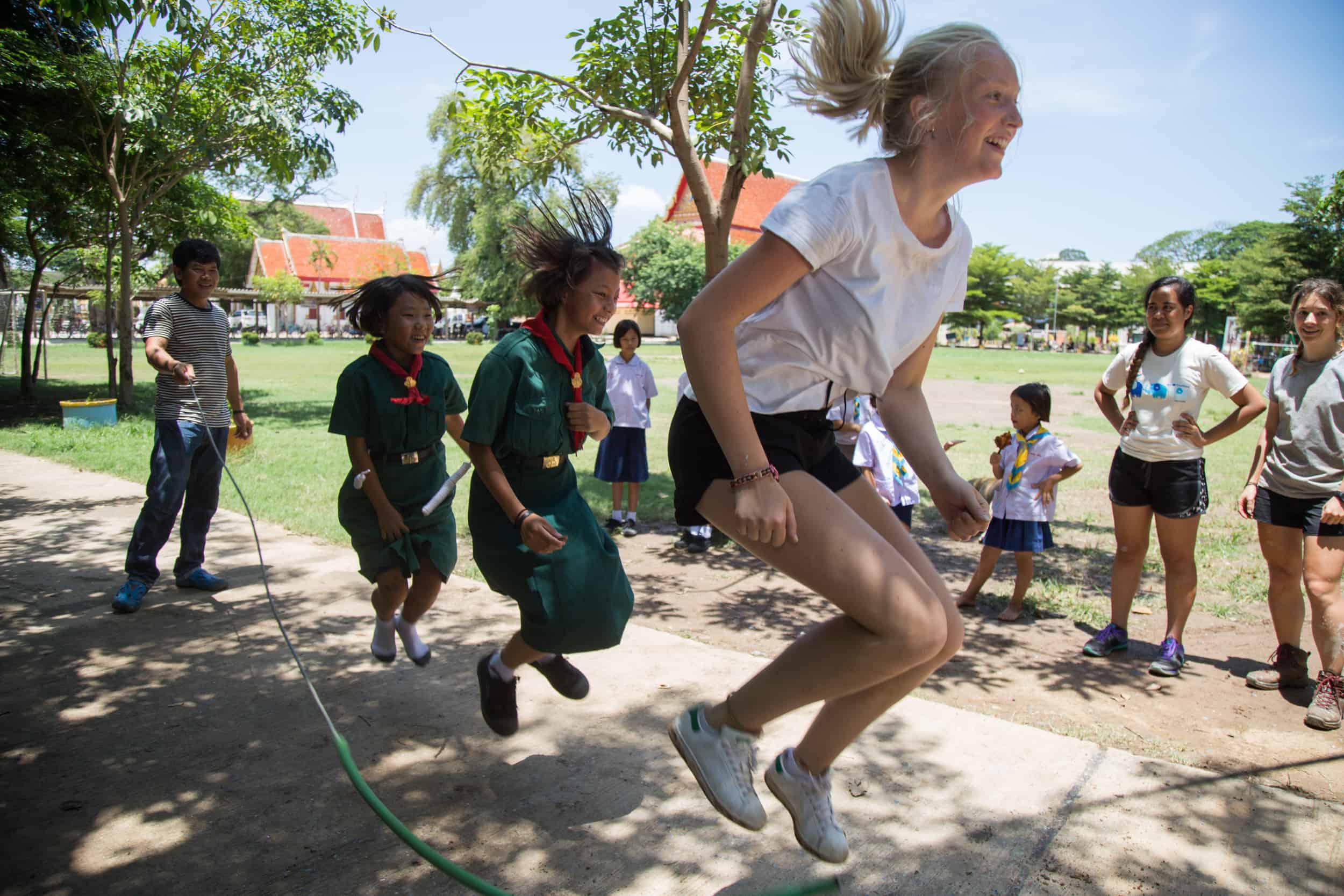 Sportprojekt, Thailand