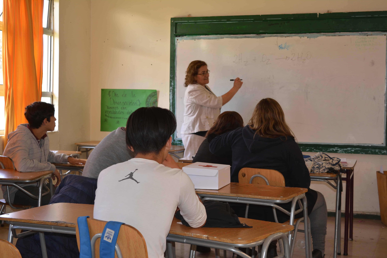 Unterrichten, Chile