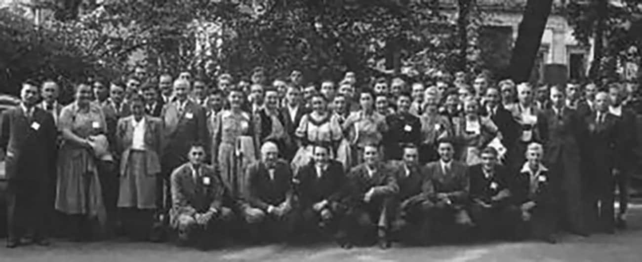 First Group, 1949