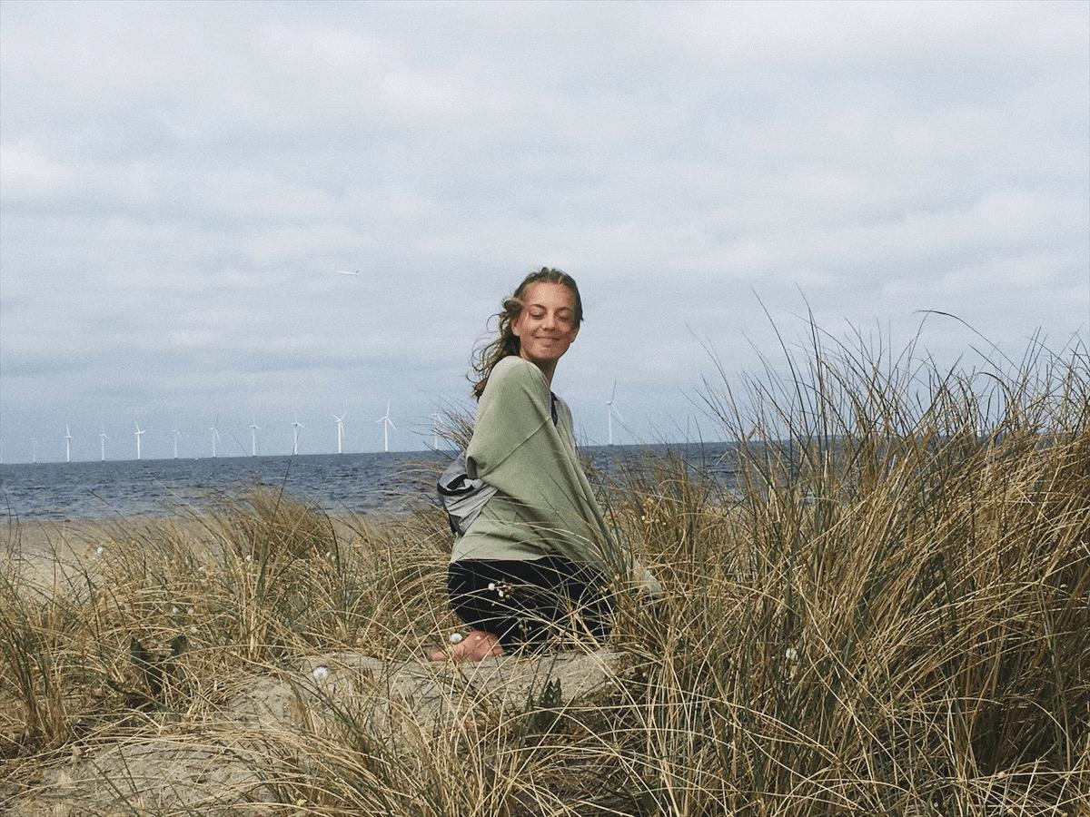 Luise Scheiber, Dänemark, ESK