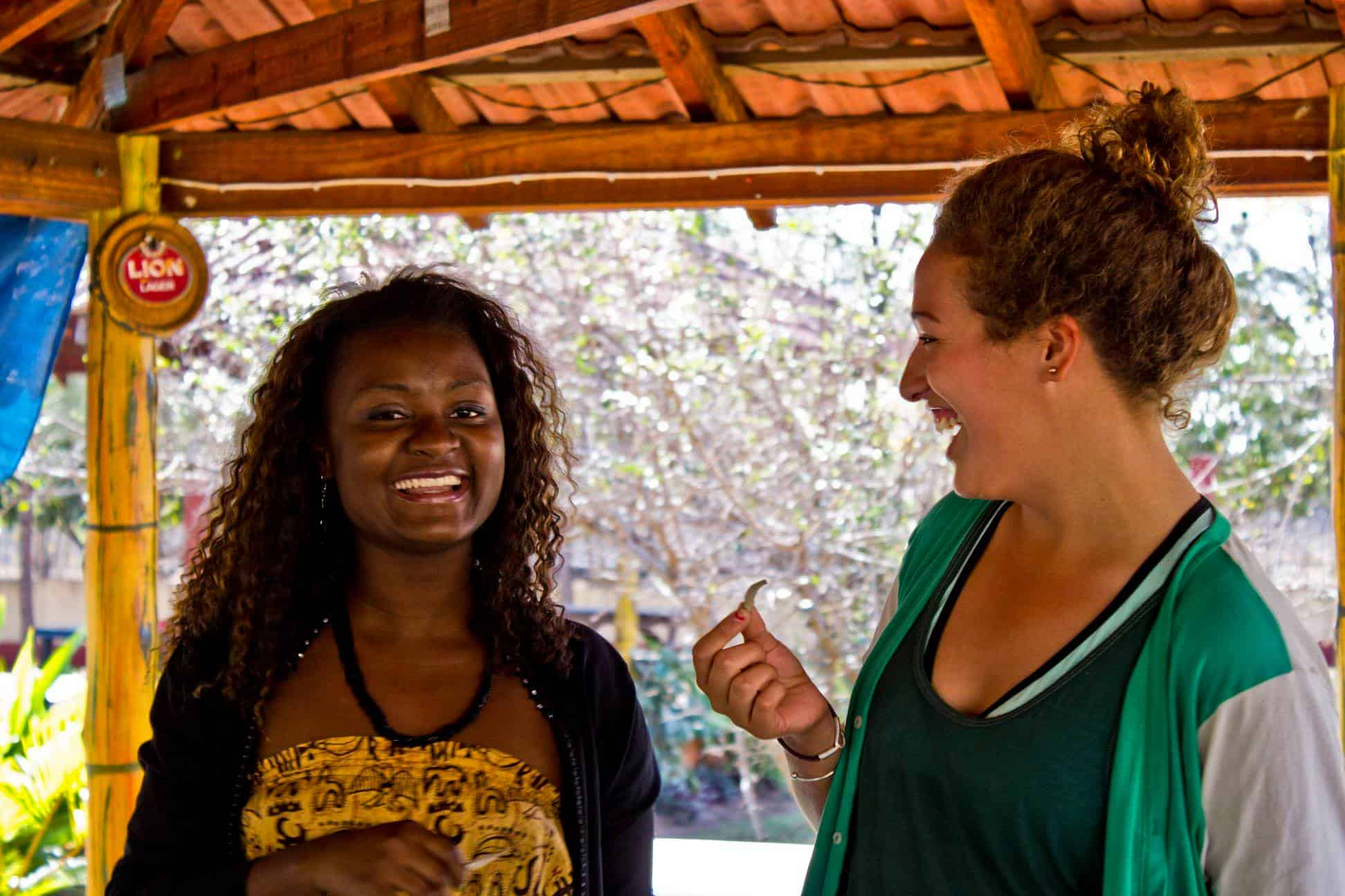 ICYE Mosambik
