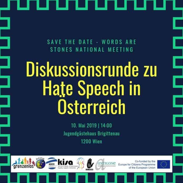 Hate Speech Event, Mai 2019