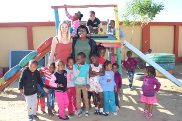 Kindergarten, Namibia