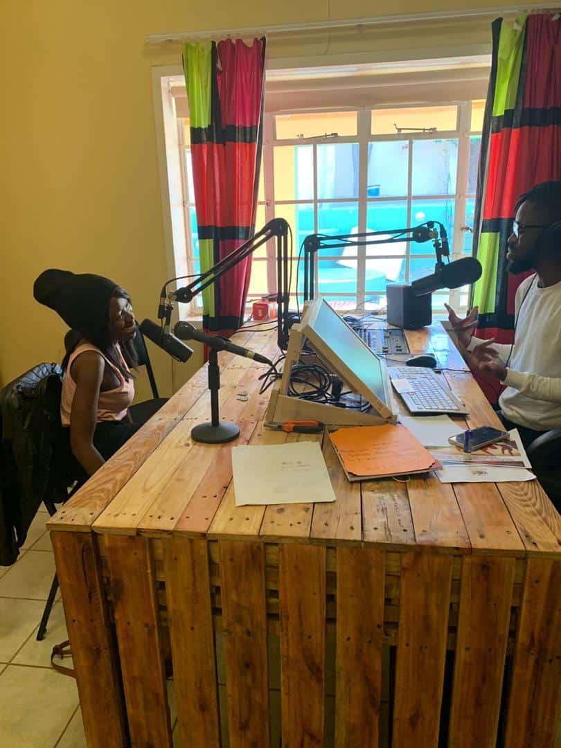 Radio, Namibia