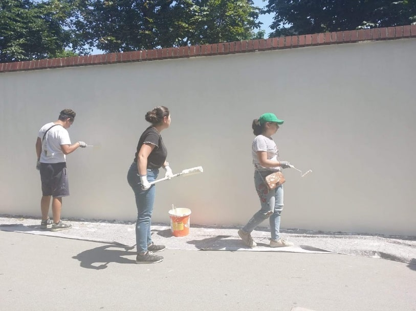 Augarten - Paint